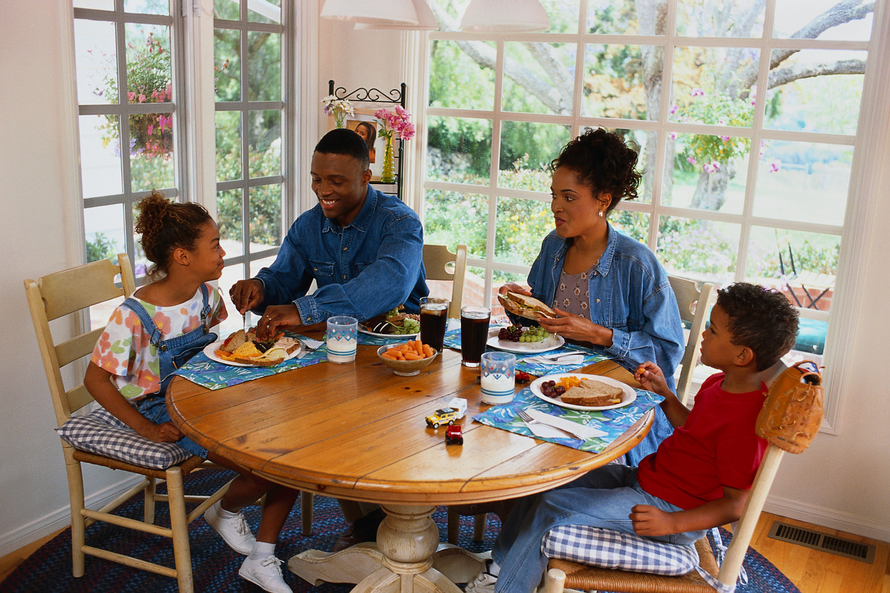 family mealtime frequency and adolescent development