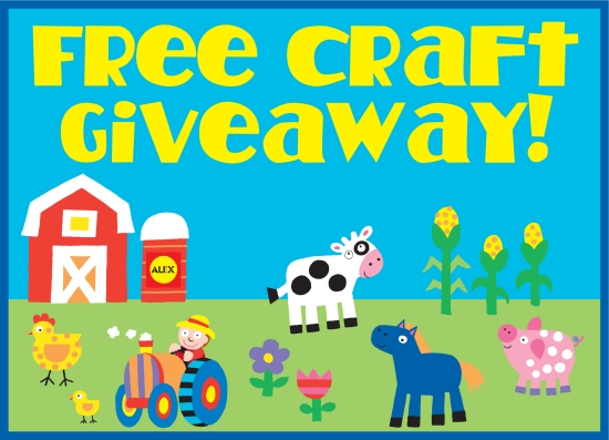 ALEX Toys Craft Giveaway