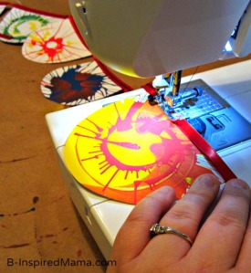 Spin Art, Buting, crafts, paint, art, arts & crafts, parenting
