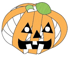 picture regarding Printable Jackolantern known as Printable: Jack OLantern Craft ALEX Toys Formal Website