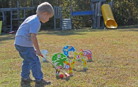 ALEX Toys Outdoor Play, Let's Play, Croquet