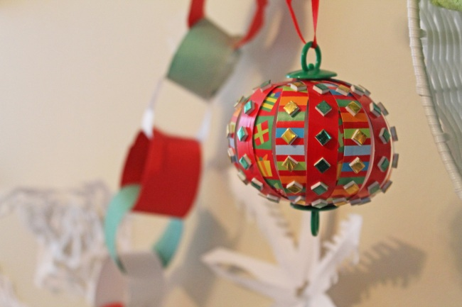 holiday crafts, DIY christmas decorations