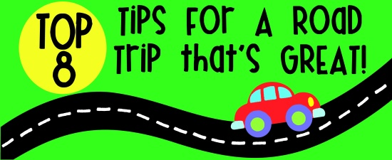 Secrets of success Car trips with kids