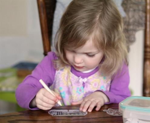 Kids arts and crafts, kids activities